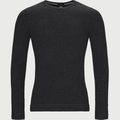 Slim fit | T-Shirts | Grau
