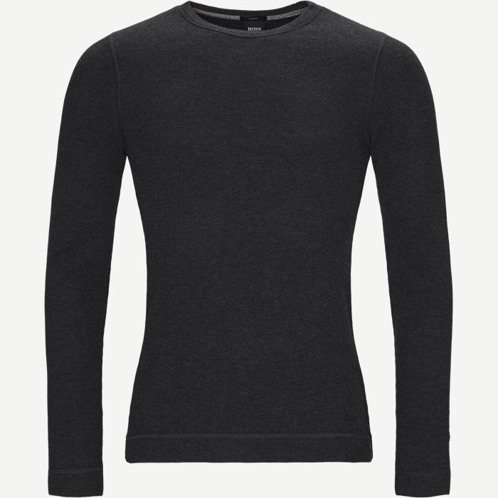 T-shirts - Slim - Grå