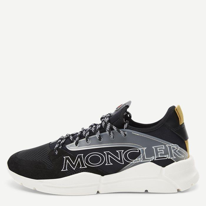 Anakin Scarpa Sneaker - Sko - Sort