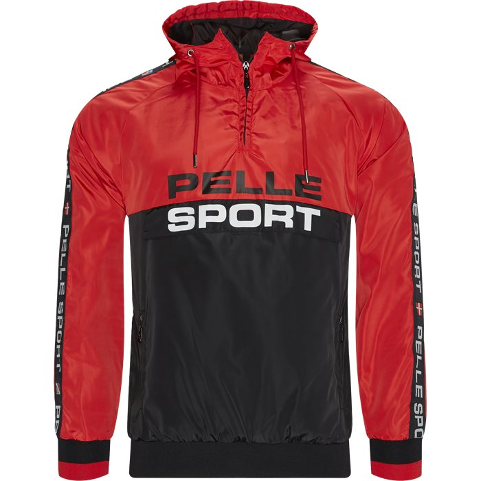 Jackets - Regular - Red