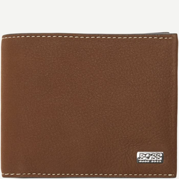 Crosstown C_Trifold Pung - Accessories - Brun