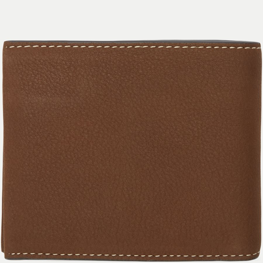 50412378 CROSSTOWN C_TRIFOLD - Crosstown C_Trifold Pung - Accessories - BRUN - 2