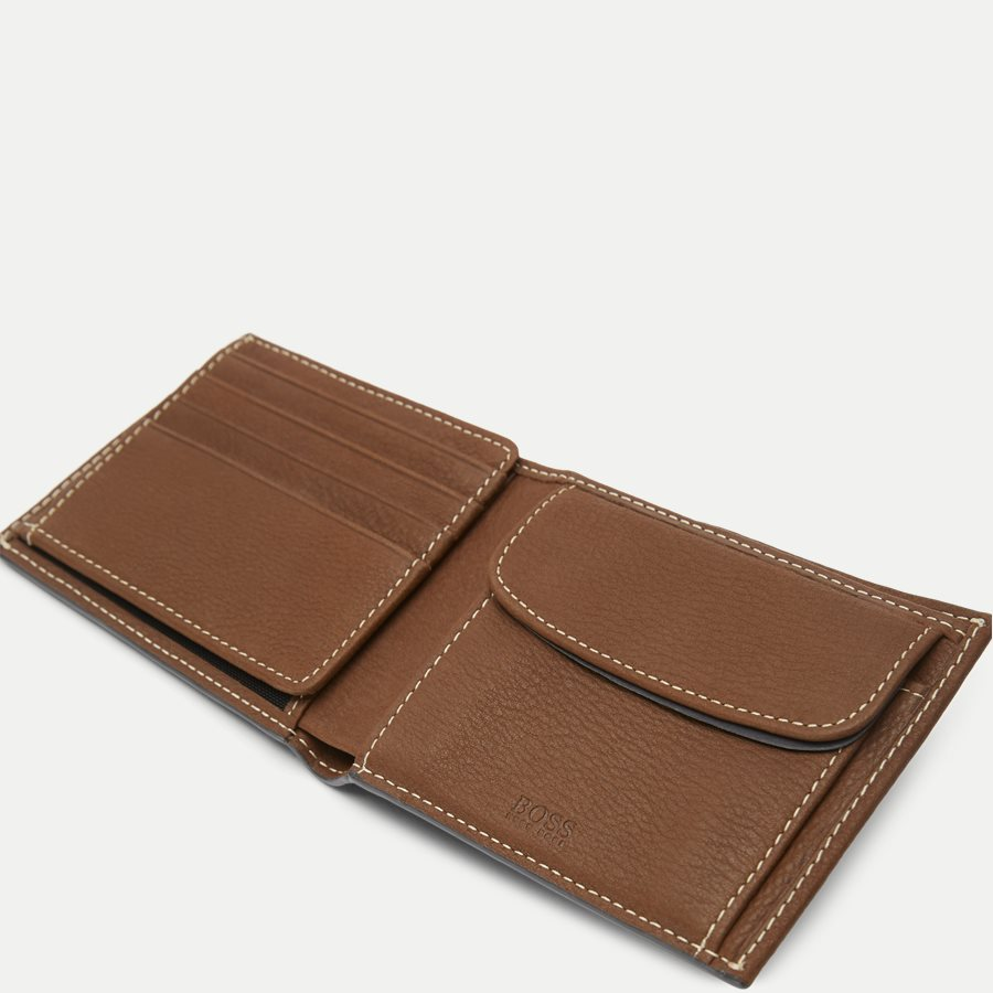 50412378 CROSSTOWN C_TRIFOLD - Crosstown C_Trifold Pung - Accessories - BRUN - 5