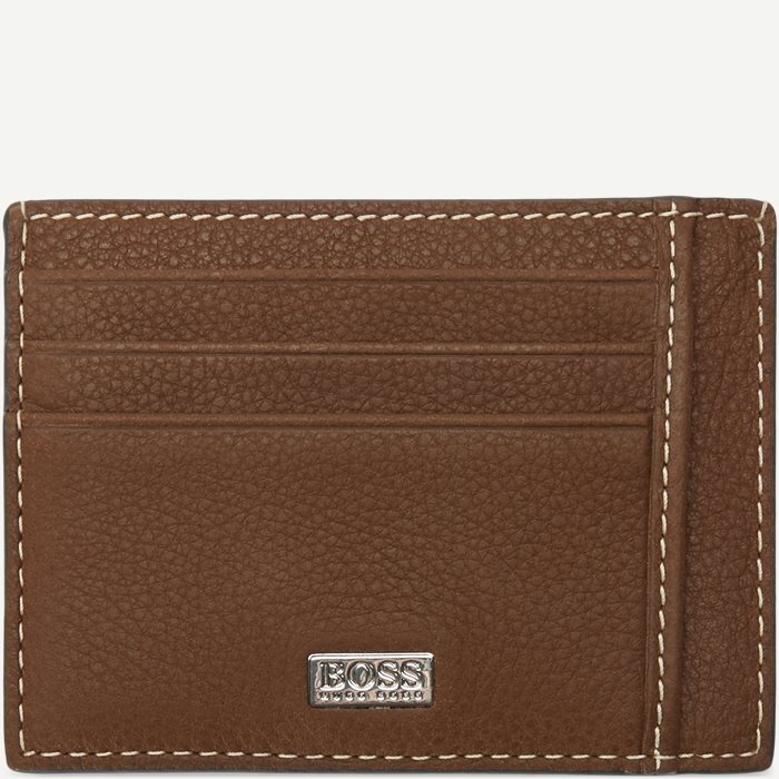 Crosstown C_S Card Kreditkortholder - Accessories - Brun