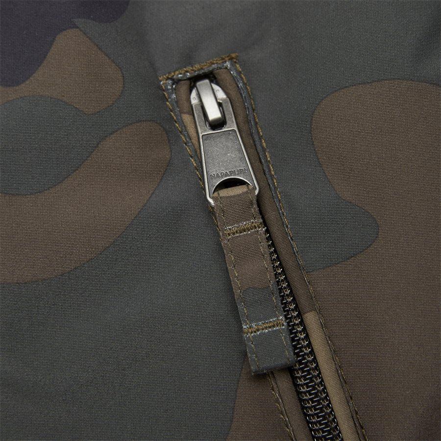 RAINFOREST F84 - Jackets - Regular - CAMO - 7
