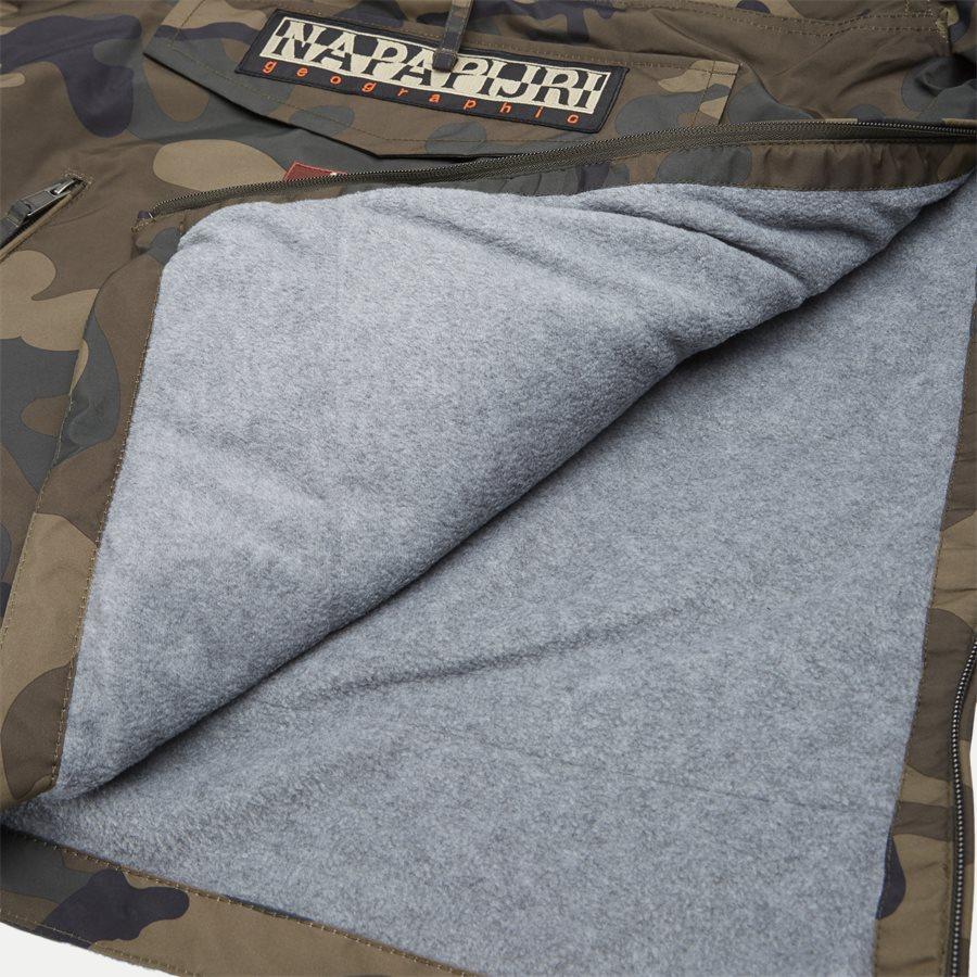 RAINFOREST F84 - Jackets - Regular - CAMO - 10