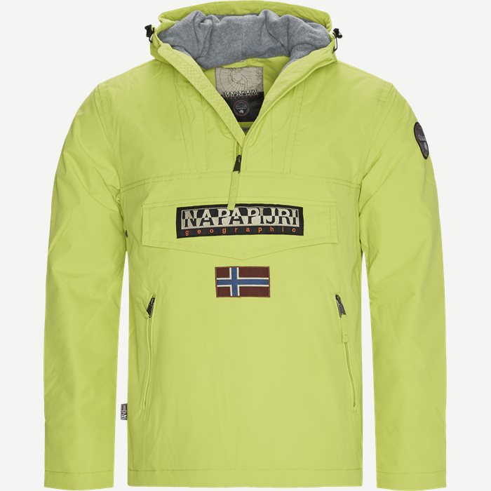 Rainforest Anorak - Jakker - Regular - Grøn