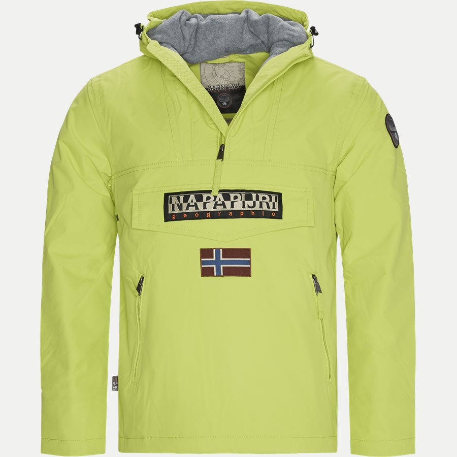RAINFOREST AW19 - Jackets - Regular - LIME - 1