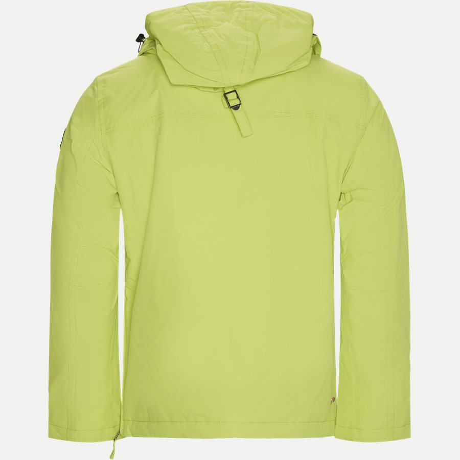 RAINFOREST AW19 - Jackets - Regular - LIME - 2