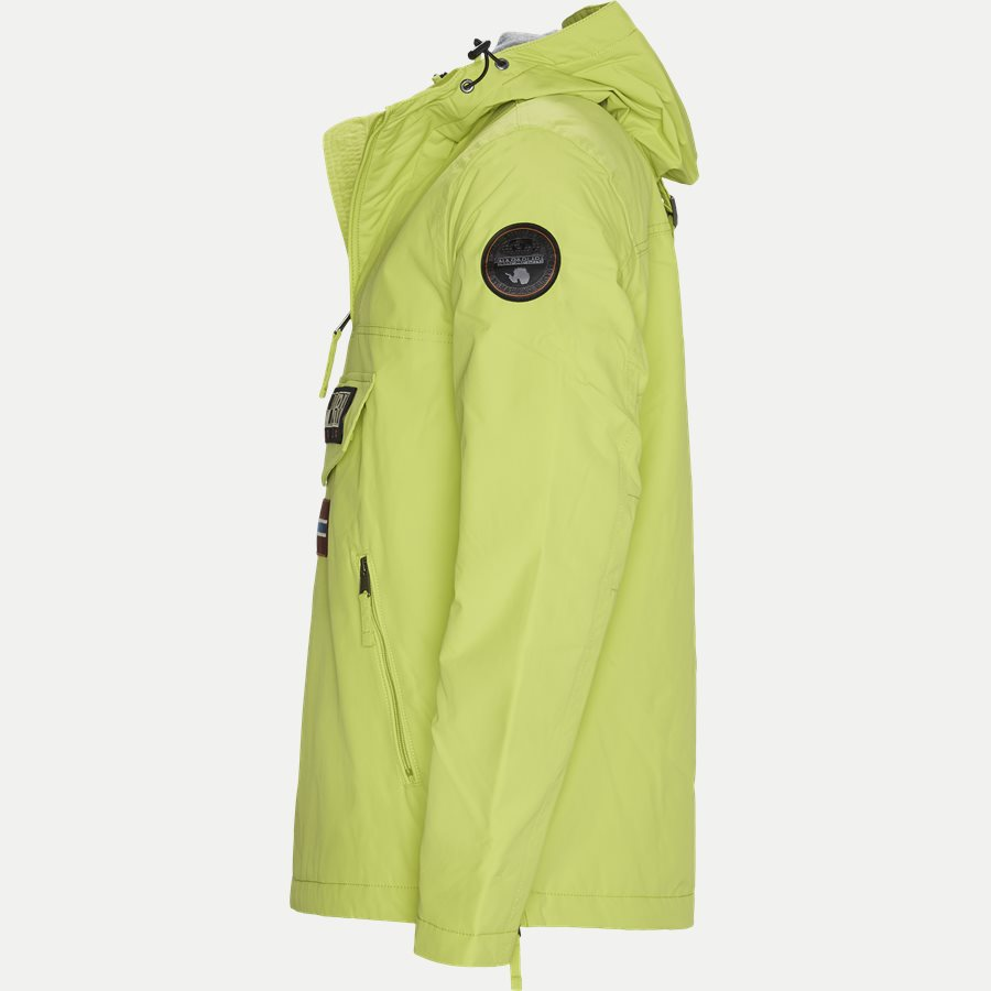 RAINFOREST AW19 - Jackets - Regular - LIME - 3