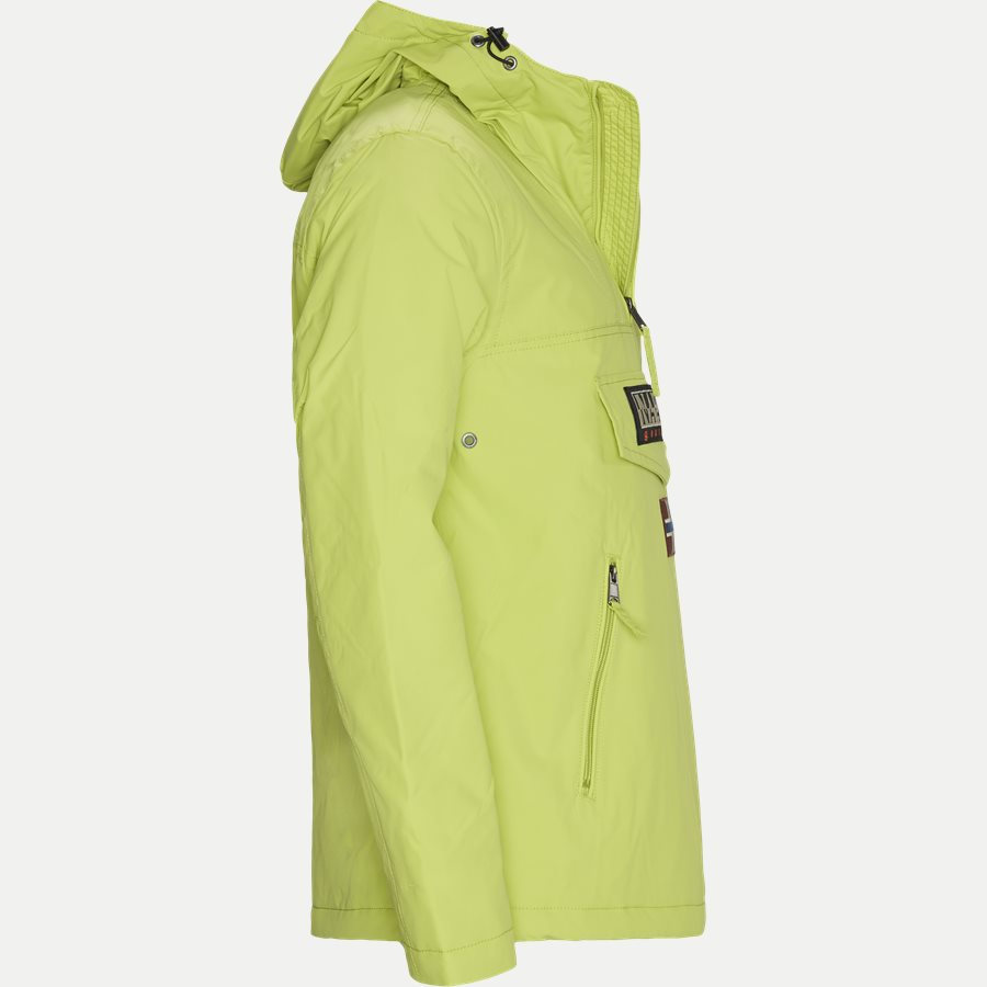 RAINFOREST AW19 - Jackets - Regular - LIME - 4