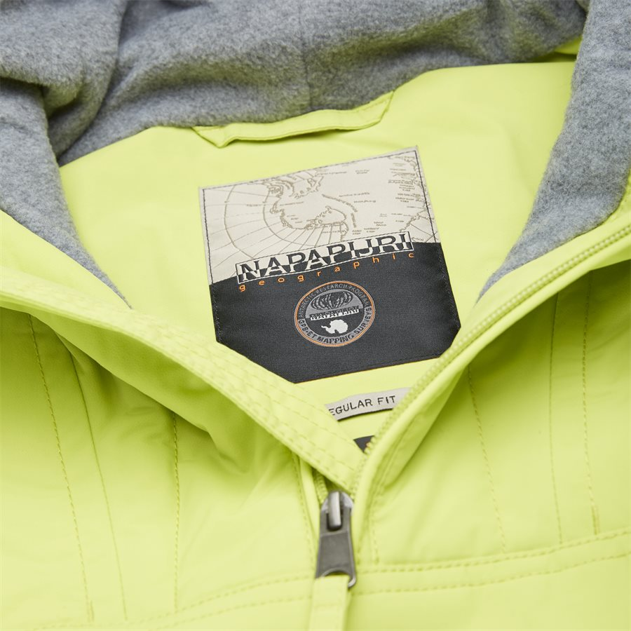 RAINFOREST AW19 - Jackets - Regular - LIME - 5