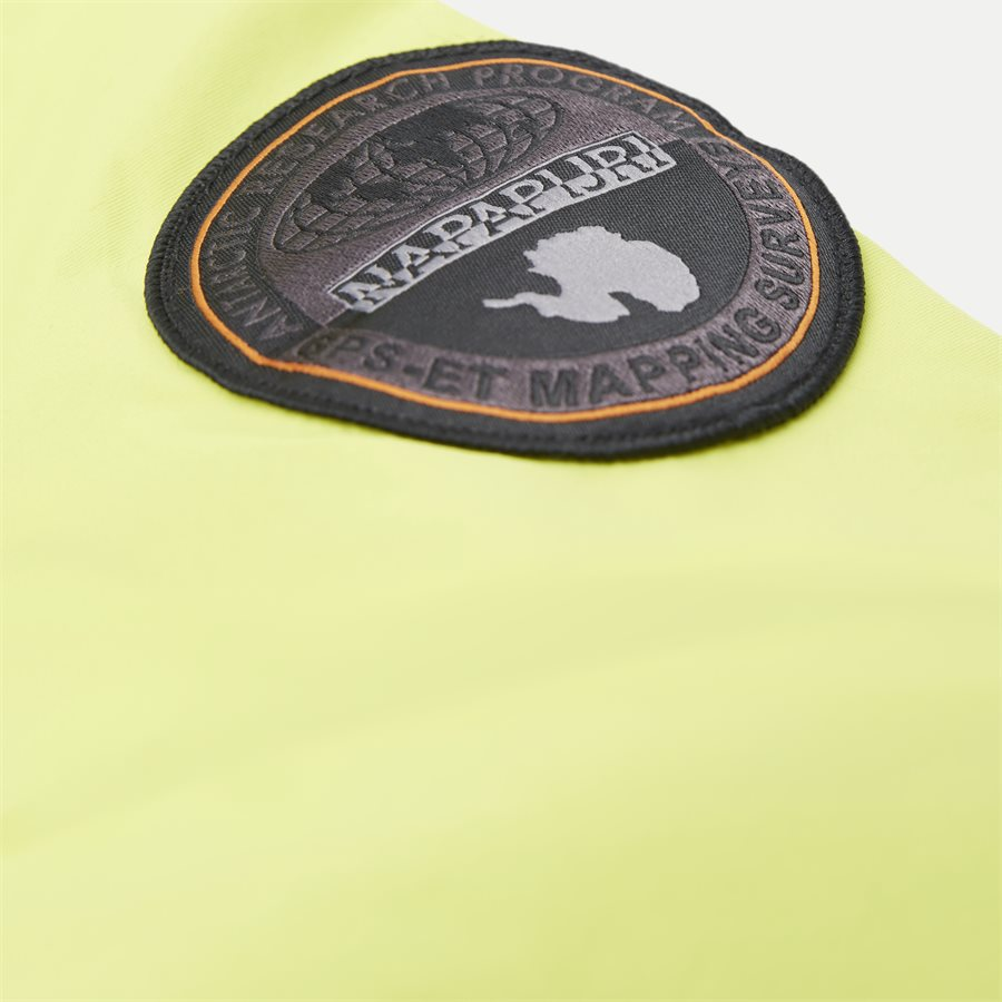 RAINFOREST AW19 - Jackets - Regular - LIME - 6