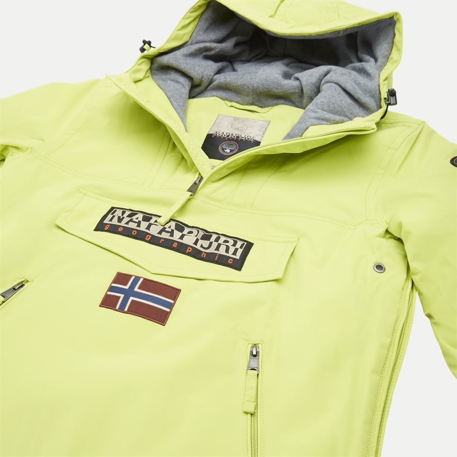 RAINFOREST AW19 - Jackets - Regular - LIME - 7