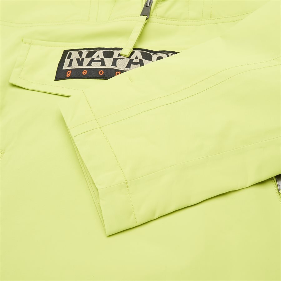 RAINFOREST AW19 - Jackets - Regular - LIME - 8