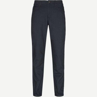 Regular | Jeans | Blå