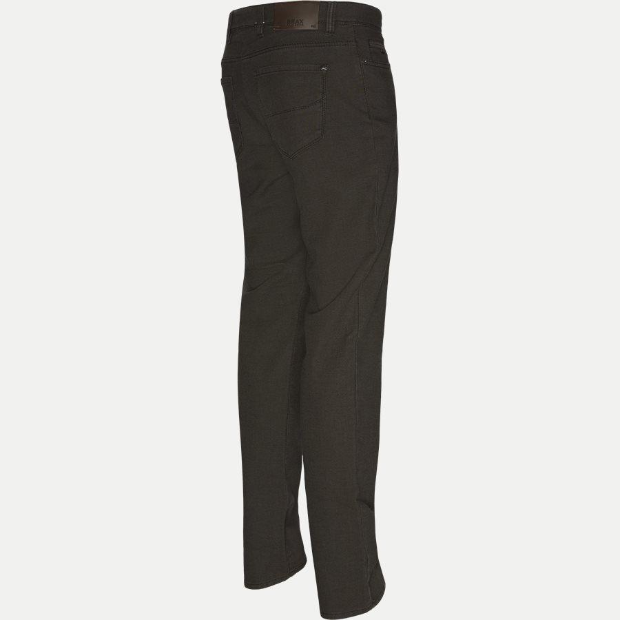 83-1427 CADIZ - Cadiz Jeans - Jeans - BRUN - 3