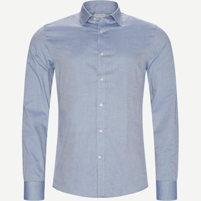 Shirts - Slim - Blue
