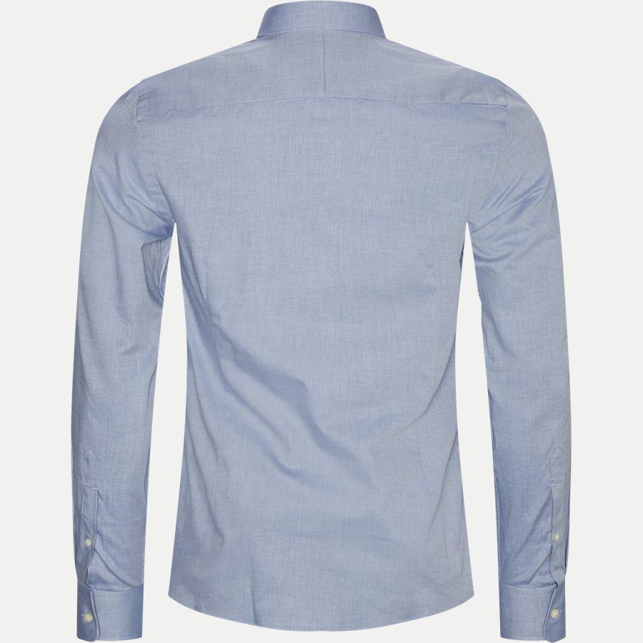 67623 FRIDOLF - Fridolf Skjorte - Skjorter - Slim - BLÅ - 2