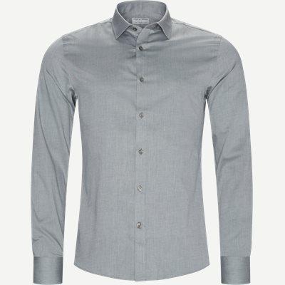 Slim | Skjortor | Grön