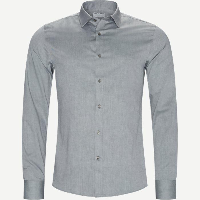 Shirts - Slim - Green