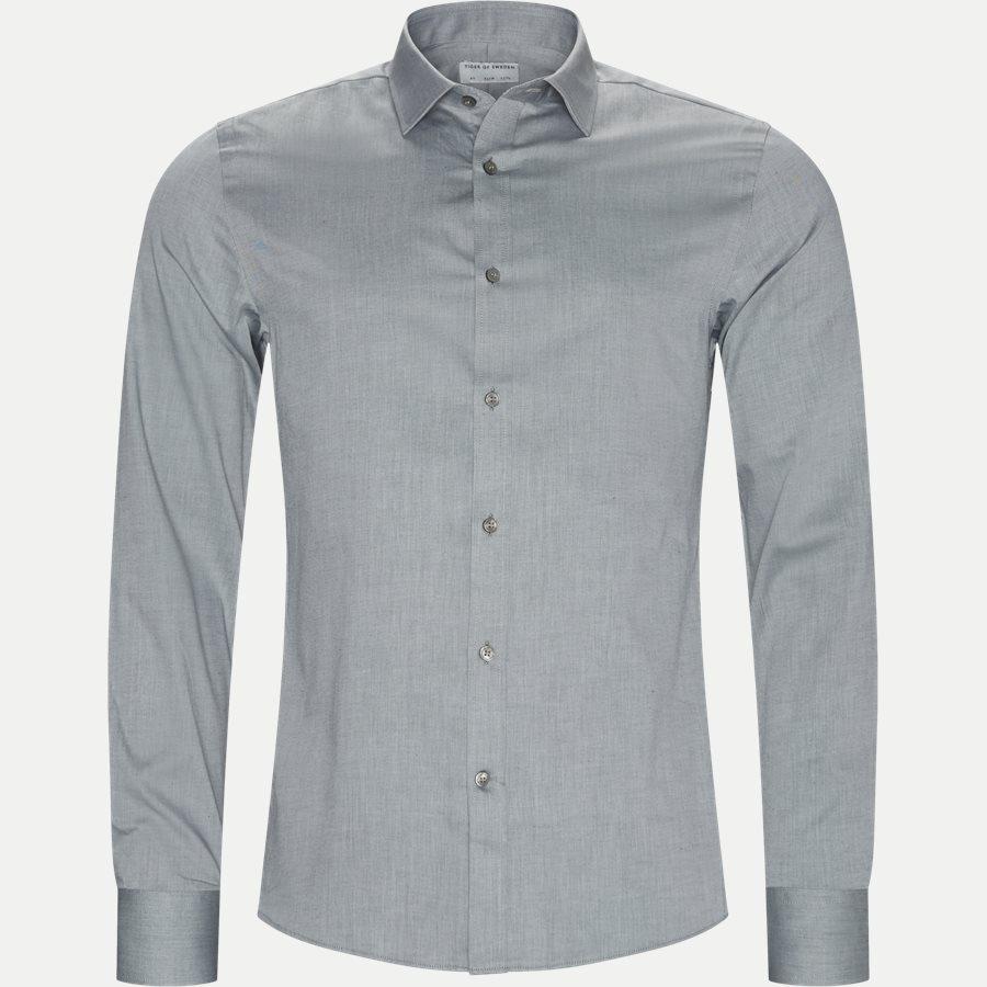67623 FRIDOLF - Skjorter - GRØN - 1