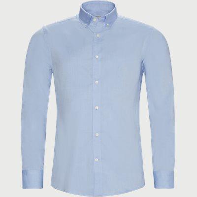 Fenald Skjorte Slim | Fenald Skjorte | Blå