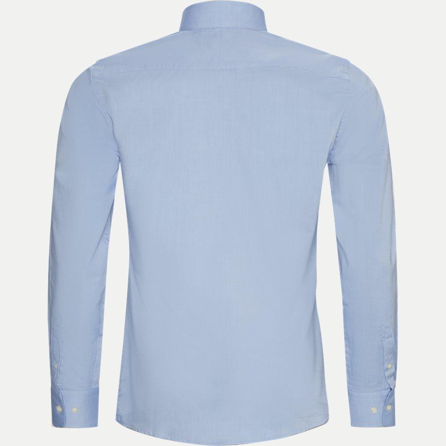 67677 FENALD - Fenald Skjorte - Skjorter - Slim - BLÅ - 2
