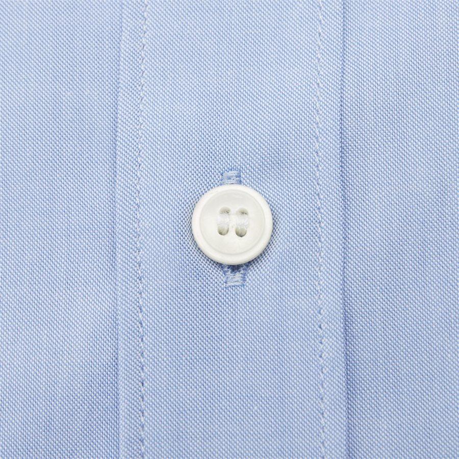 67677 FENALD - Fenald Skjorte - Skjorter - Slim - BLÅ - 5