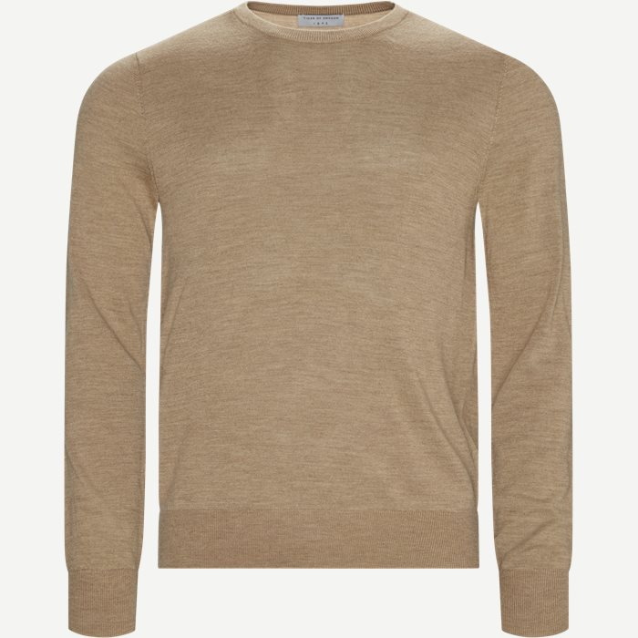 Nichols Knit - Strik - Regular - Brun