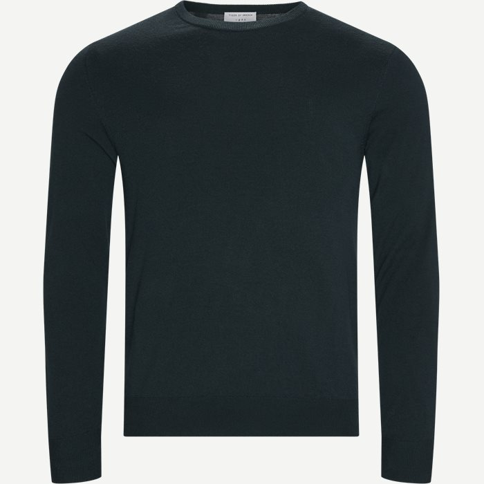 Nichols Knit - Strik - Regular - Grøn