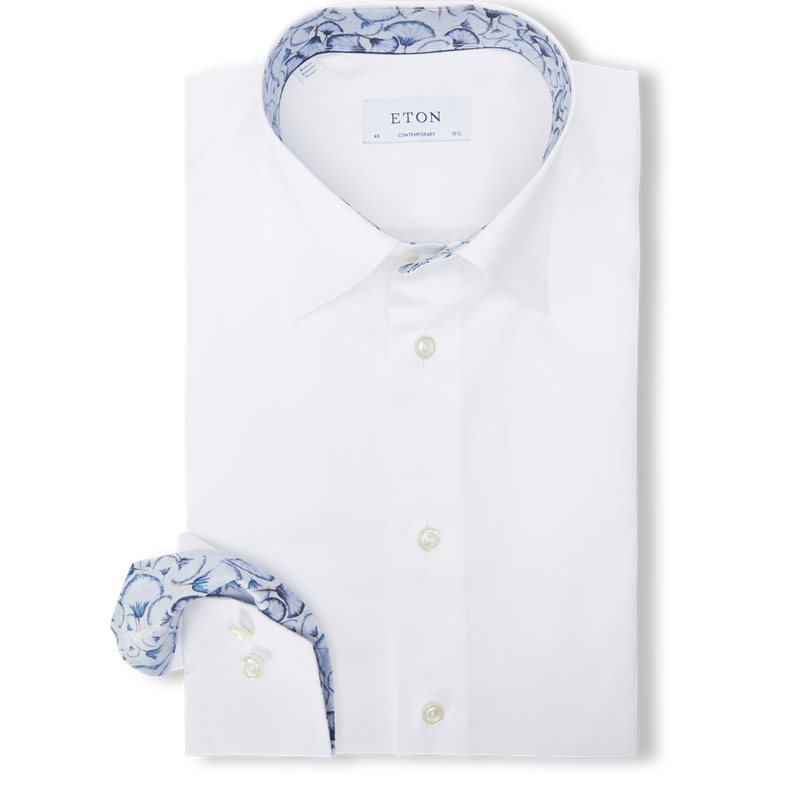 Image of   Eton - 3000 Signature Twill Skjorte