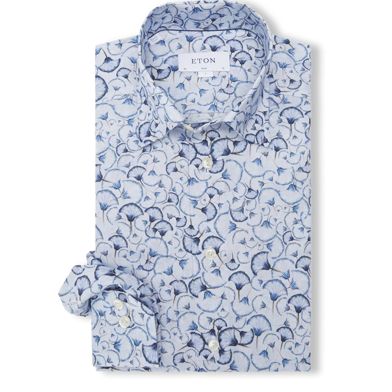 Image of   Eton - Signature Twill Skjorte