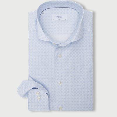2104 Poplin Skjorte 2104 Poplin Skjorte | Blå