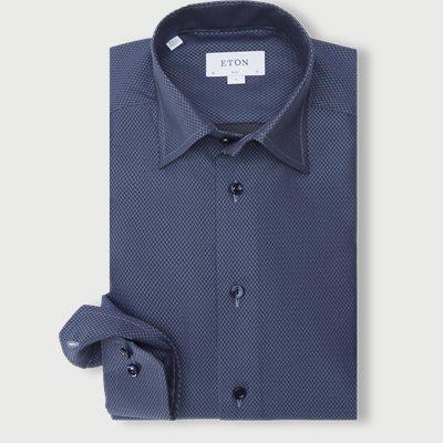 3052 Signature Twill Skjorte 3052 Signature Twill Skjorte | Blå