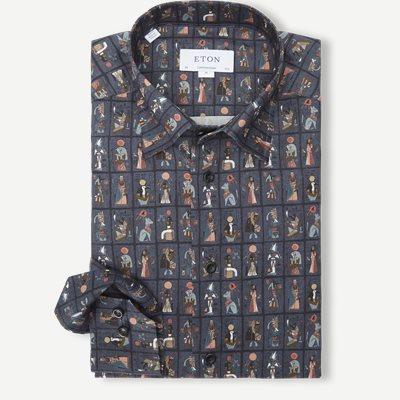 3065 Signature Twill Skjorte 3065 Signature Twill Skjorte | Blå