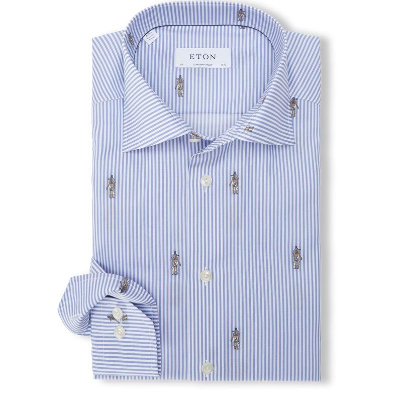 Eton – 3045 Signature Twill Skjorte