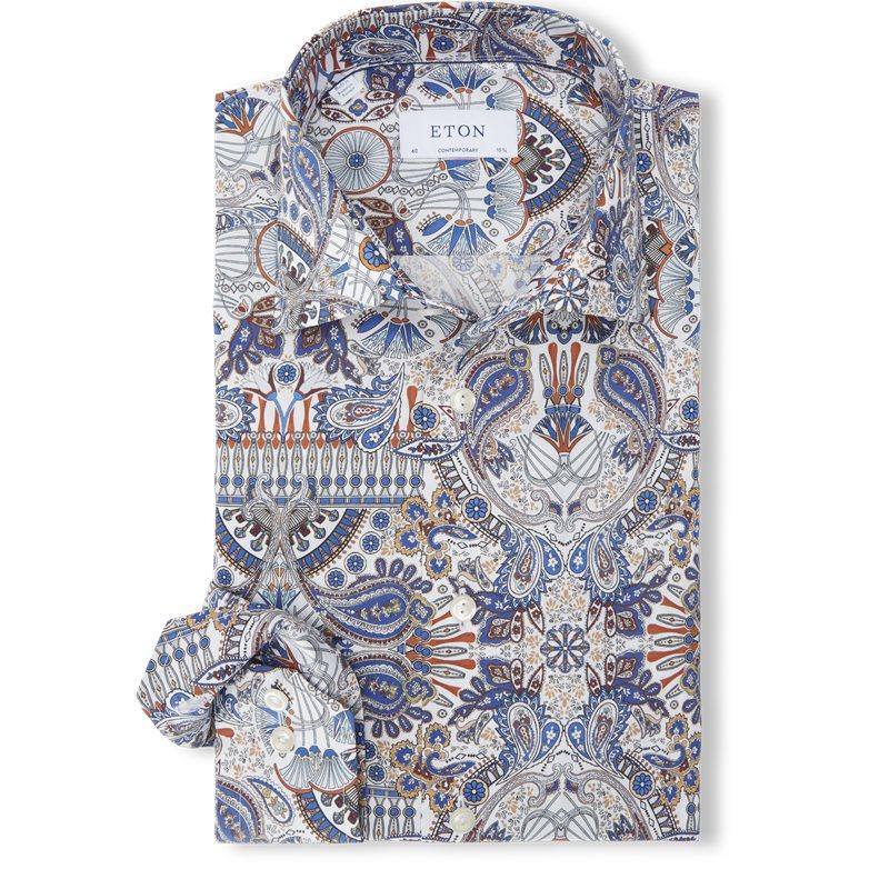Eton – 3068 Signature Twill Skjorte