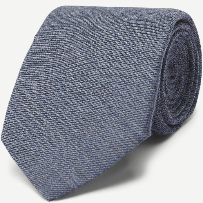 Slipsar - Blå