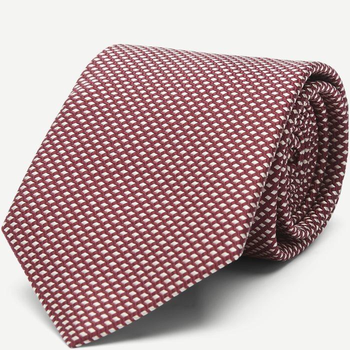 Krawatten - Rot