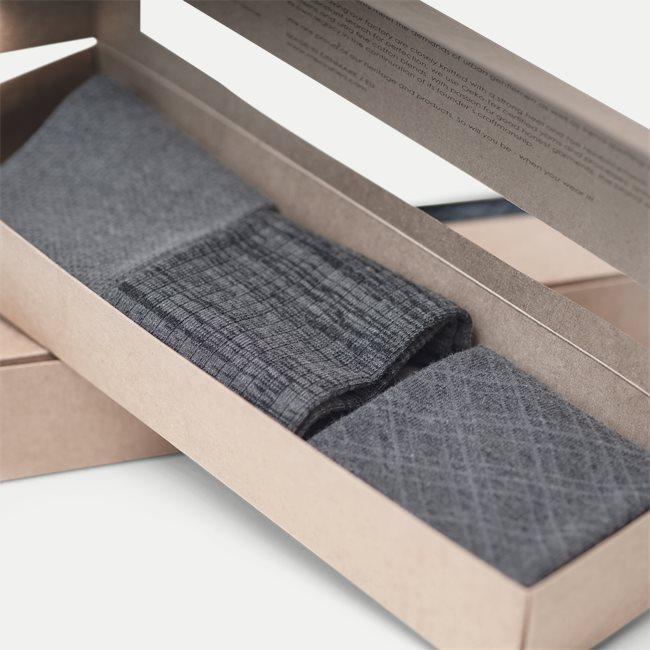 Crafted 3-Pack Regular Strrømper