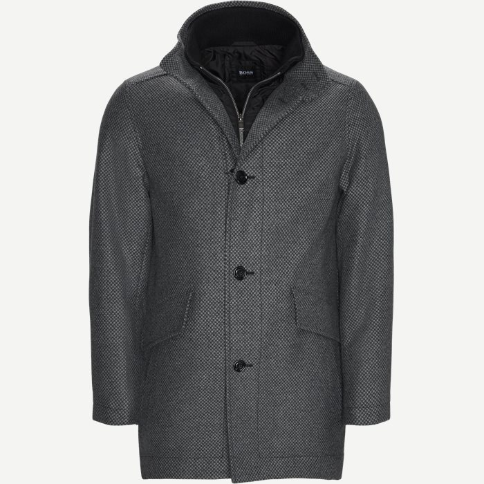 Jackets - Regular - Grey