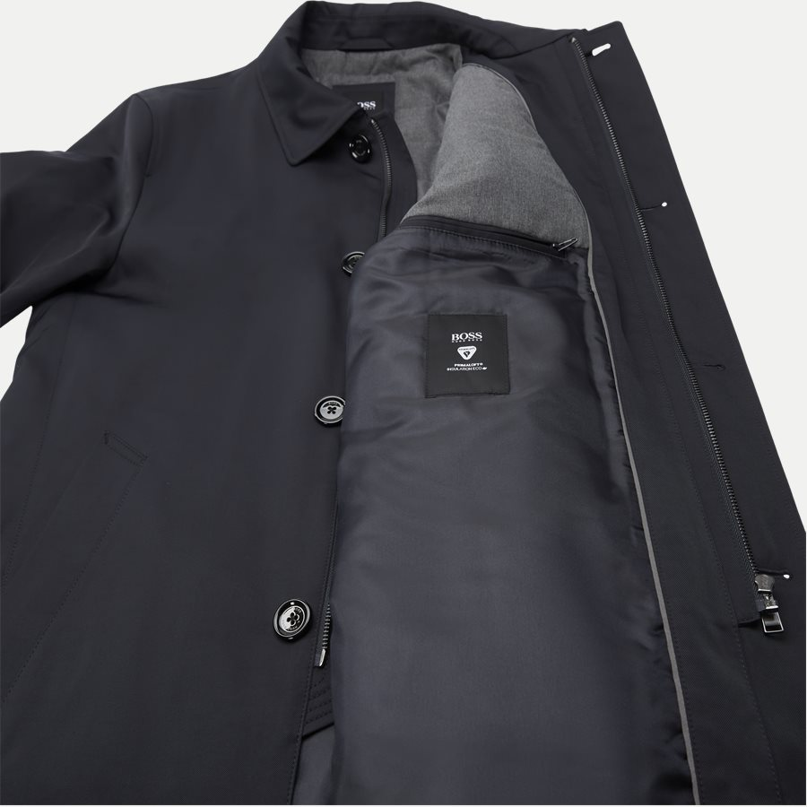 50413554 DAIN - Dain Overcoat - Jakker - Regular - NAVY - 8