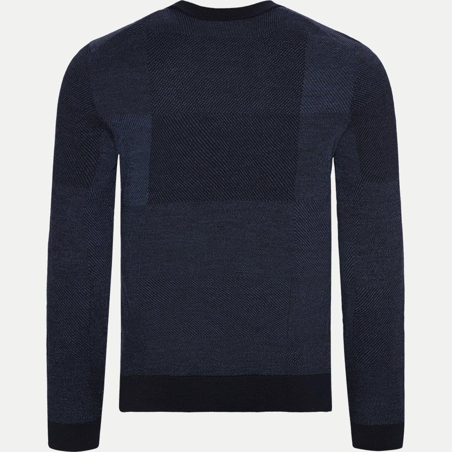 50415793 BILIVO - Bilivo Sweater - Strik - Regular - NAVY - 2