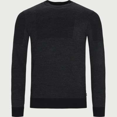 Bilivo Sweater Regular | Bilivo Sweater | Sort