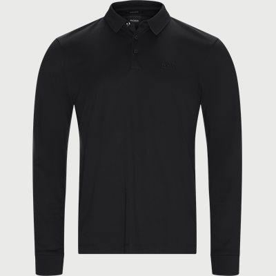 Pado 11 Polo Shirt Regular | Pado 11 Polo Shirt | Sort