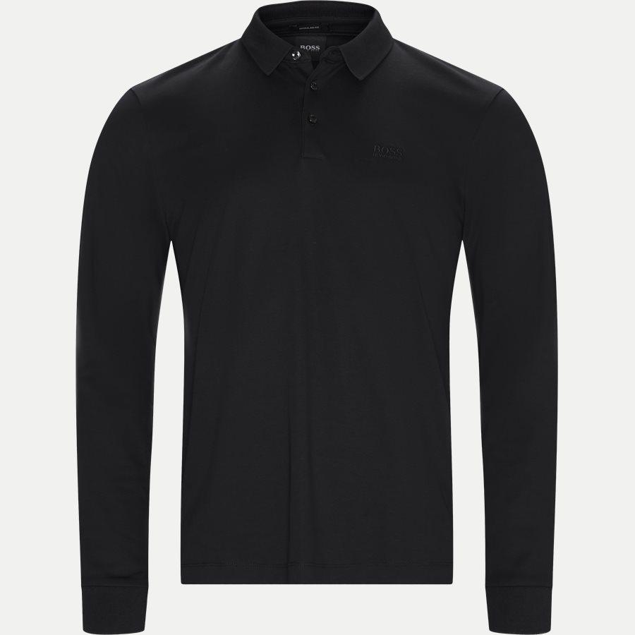 50391826 PADO11 - Pado 11 Polo Shirt - T-shirts - Regular - SORT - 1