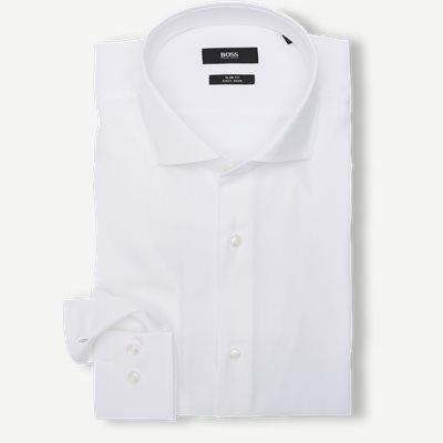 Jason Skjorte Slim   Jason Skjorte   Hvid