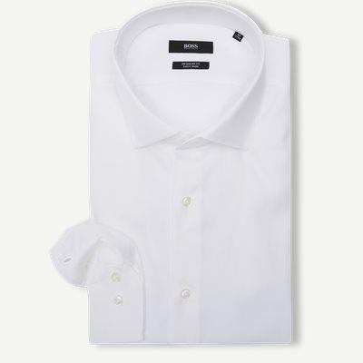 Gordon Skjorte Regular | Gordon Skjorte | Hvid