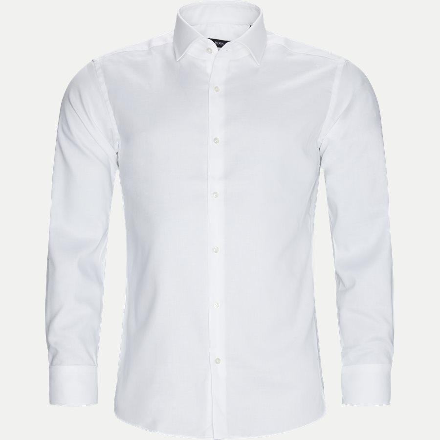 50415630 GORDON - Skjorter - HVID - 1